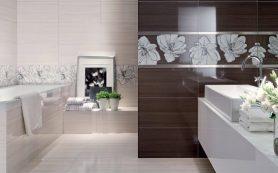 Плитка для ванной – какие есть виды, материалы плитки, как правильно выбрать и класть?