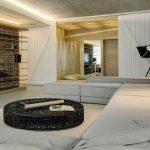 Как разнообразить нежилое пространство в квартире: примеры межкомнатных дверей