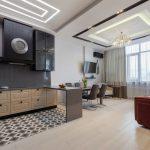 Подвесной потолок: дизайнерские возможности