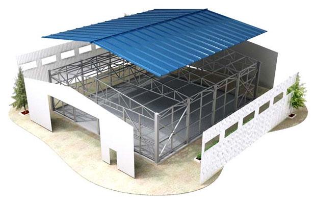 Лучшие конструкции быстро возводимых складов от компании «СпецСтройИнжениринг»
