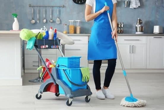 Преимущества сотрудничества с клининговой компанией «Cleaningservice»