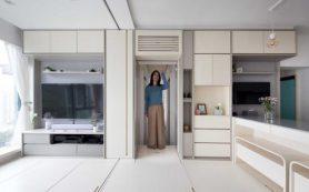Гонконгские трансформации, или Как превратить микро-квартиру в комфортные апартаменты