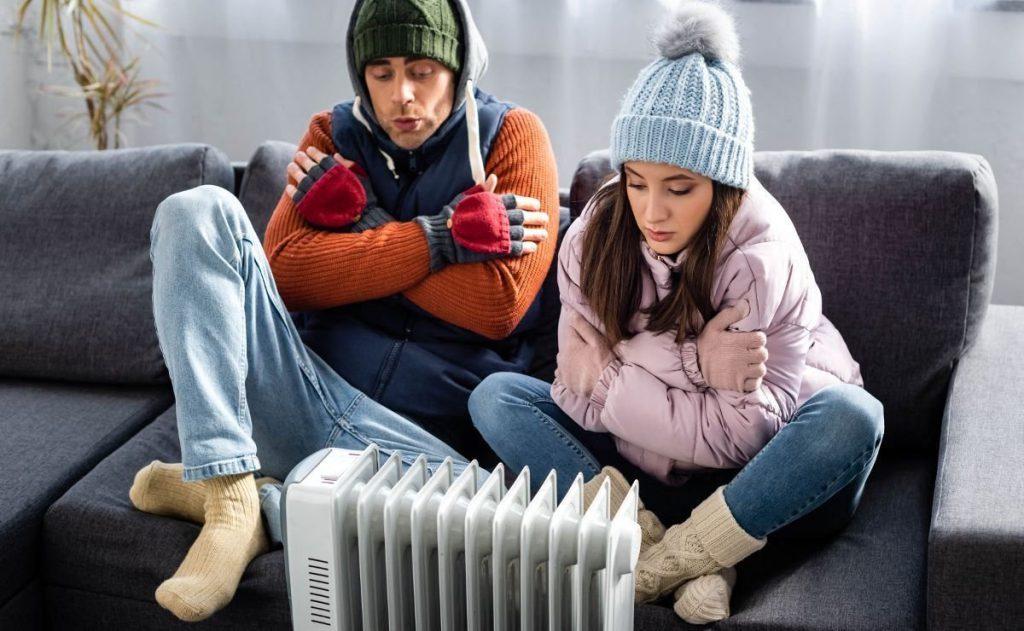 Почему в квартире холодно?