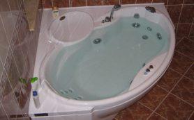 Современные гидромассажные ванны