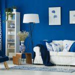 Цвет 2020: как использовать classic blue в интерьере