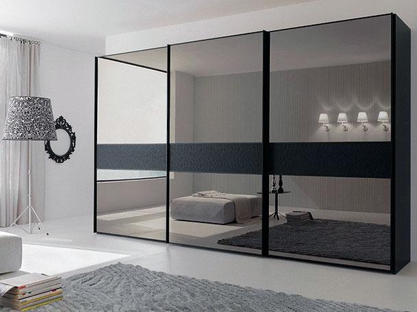 Критерии выбора шкафа-купе для разных комнат