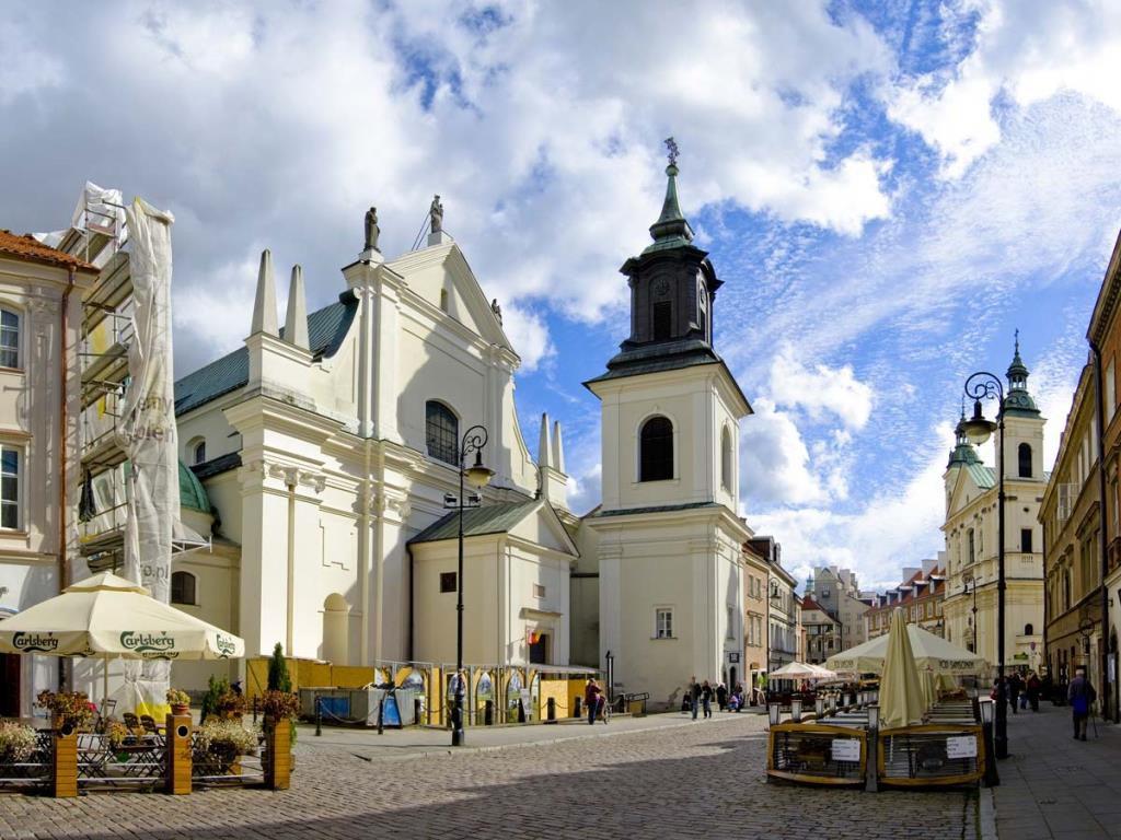 Достопримечательности Польши – Варшава