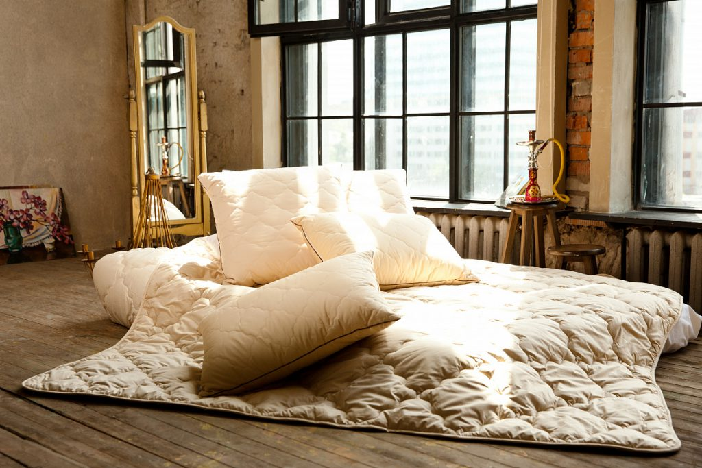 ТОП-5 интересных фактов об одеялах
