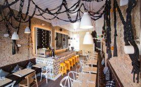 Нестандартное решение: декорируем интерьер веревками и канатами