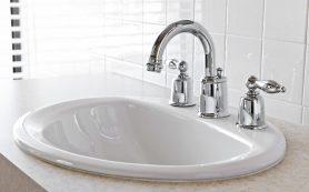 3 типа смесителей для ванных комнат — mos-santehnika.ru