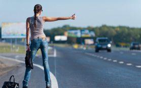 Рекомендации по автостопу на территории Украины