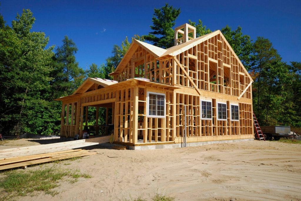 Теперь можно построить каркасный дом недорого и быстро