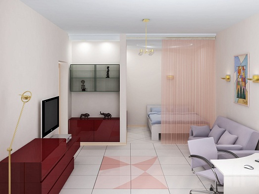 Квартира с кинозалом для карьериста