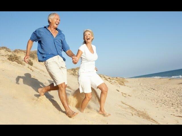 Как встретить старость на здоровых ногах