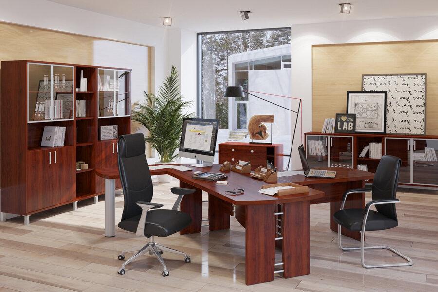 Современные тенденции на рынке офисной мебели