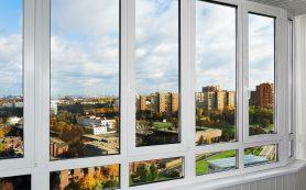 Окна из толстого пластика от компании «Сезон плюс»