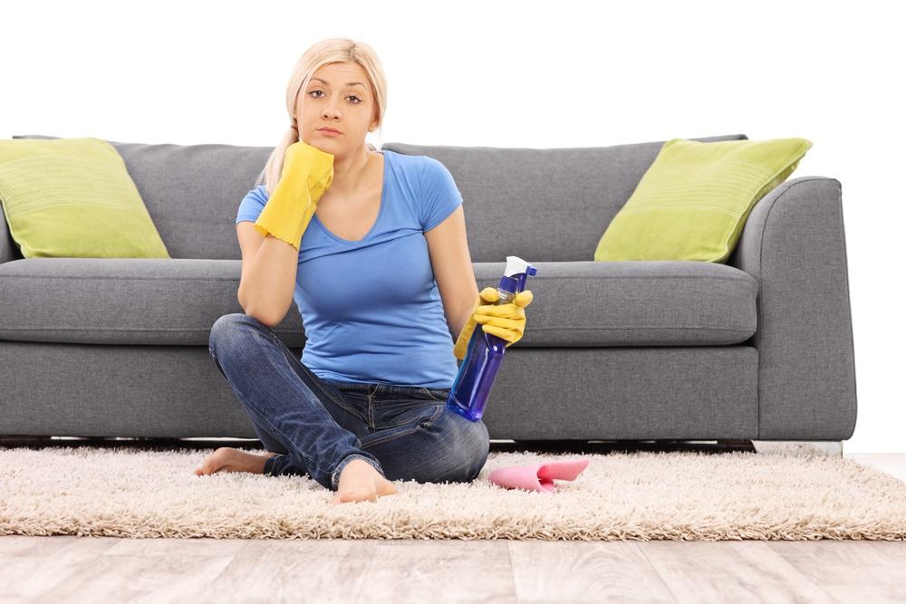 Как очистить мягкую мебель