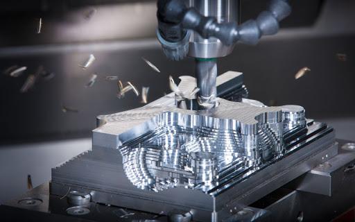Фрезерные работы — технологичная обработка металла