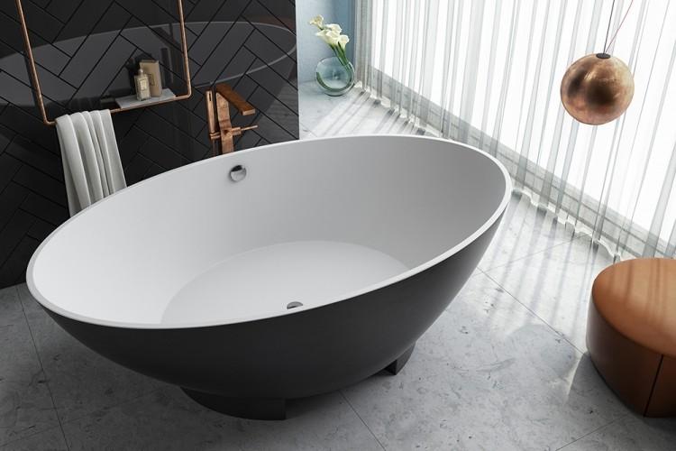 Ванна из искусственного камня — высокие технологии современности