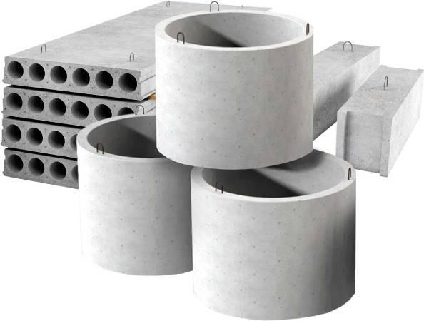 Железобетонные изделия в современном строительстве