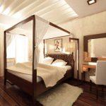 Спальни: скромное обаяние минимализма