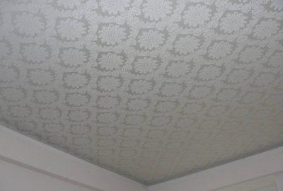 Натяжные потолки: конструктивные особенности и виды