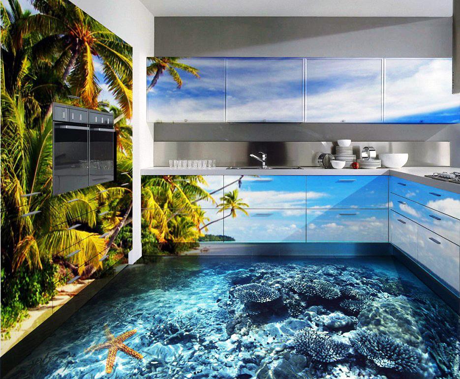 Наливной пол – удобно и надежно