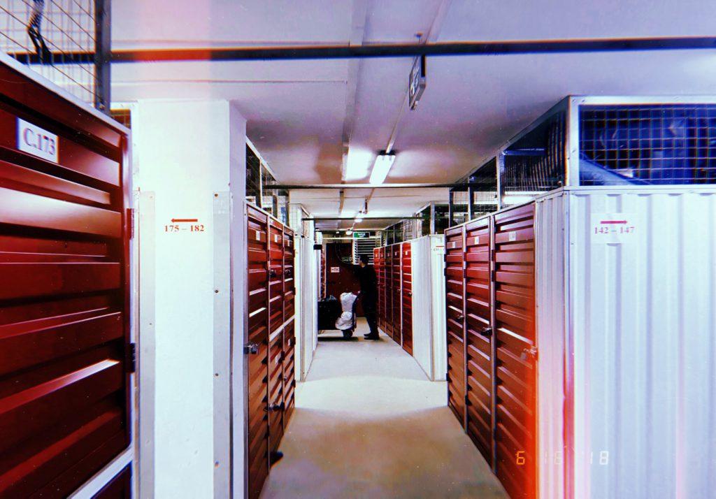 Всё о хранении вещей в складе Антресоль 24