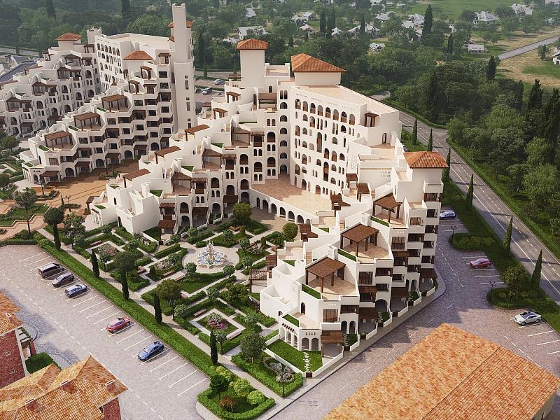 Доходное инвестирование в коммерческую недвижимость Крыма