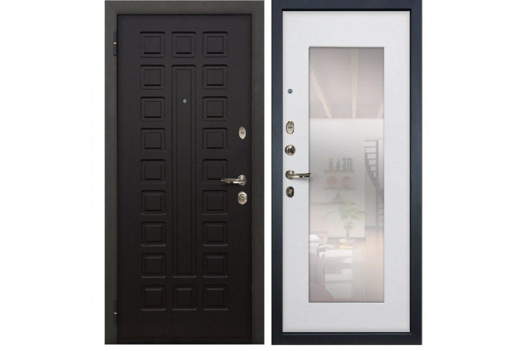 Металлические входные двери: виды и правила выбора