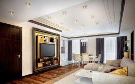 5 элементов ТВ-зоны в квартире