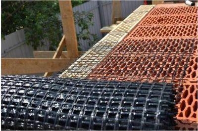 Базальтовая сетка для армирования кладки