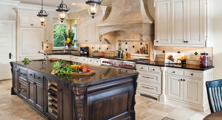 Кухня-классика