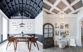 Кессонный потолок: из античной архитектуры в современный интерьер