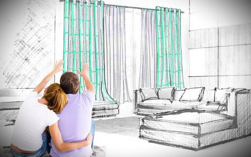 Перепланировка квартиры — объединяем кухню с комнатой