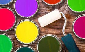 Особенности выбора интерьерных красок