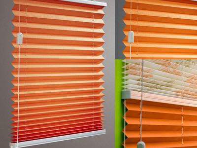Гофрированные шторы для дома или офиса