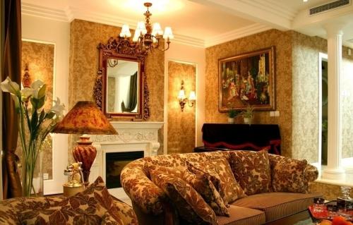 Романтический стиль спальни