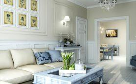 Молдинги на стену: простое решение в создании изысканного интерьера