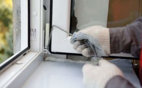 Как заменить пластиковое окно своими руками?