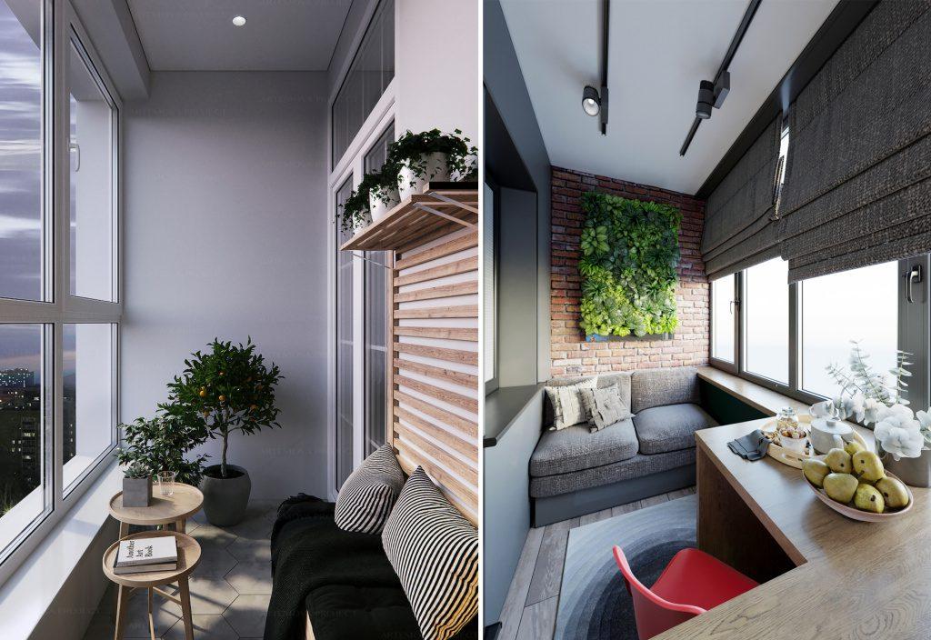 Как обустроить балкон? идеи по расхламлению