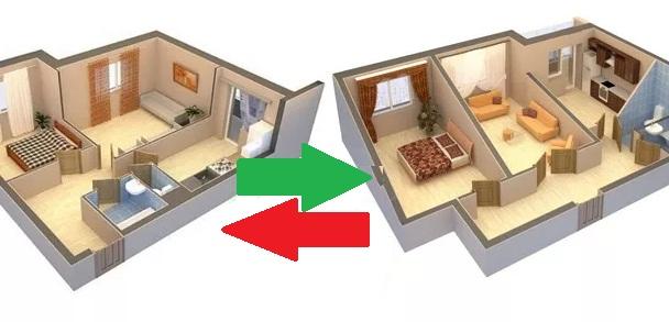 Как согласовать перепланировку квартиры
