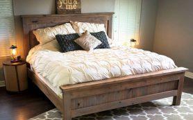 Где лучше купить деревянную кровать на заказ