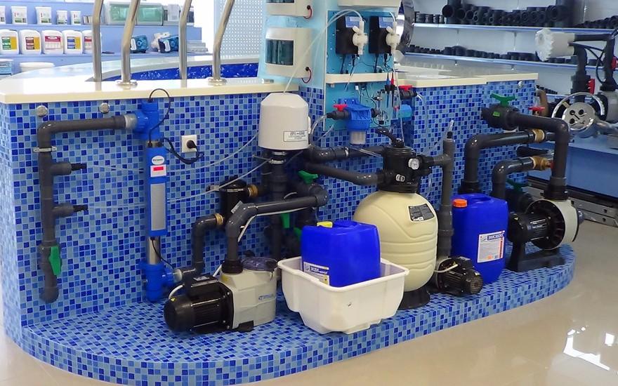 Оборудование для бассейнов в интернет магазине Pool Store