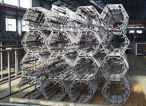 Металлические изделия в строительстве