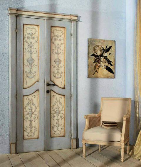 Двери Прованс от Dverisale изящность и совершенство продукции, выгоды сотрудничества