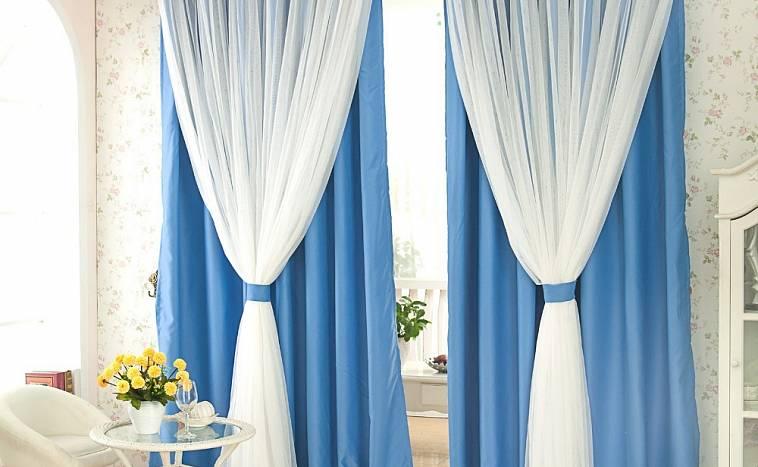 Изысканные шторы в онлайн магазине «ДОМАЛЕТТО»