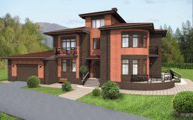 Почему стоит заказывать проекты двухэтажных домов?
