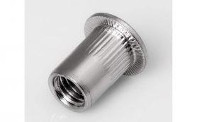 Назначение и характеристика стальных цилиндрических заклепок