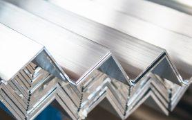 Использование алюминиевого уголка